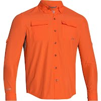 Under Armour Men`s Iso Chill Flats Guide Long Sleeve Image