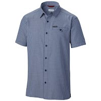 Columbia Mens Declination Trail II Short Sleeve Shirt Image