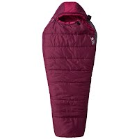Mountain Hardwear Women`s Bozeman Torch 0 Sleeping Bag Image