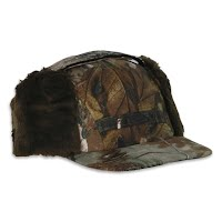 Outdoor Cap Winter Cap with Faux Fur Earflaps Image