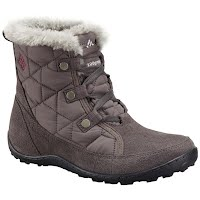 Columbia Women`s Minx Shorty Omni-Heat Winter Boot Image