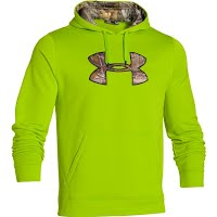 Under Armour Men`s UA Armour Fleece Storm Caliber Hoodie Image