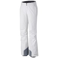 Columbia Women's Bugaboo Omni-Heat Insulated Snow Pant Image