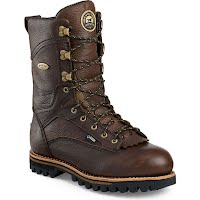 4fc4624986b Danner Men's Pronghorn 8 Inch Brown All-Leather 400G Boot