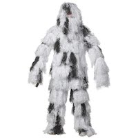 Hot Shot Mens Deluxe Ghillie Suit Image