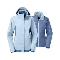The North Face Women`s Mossbud Swirl Triclimate Jacket Image