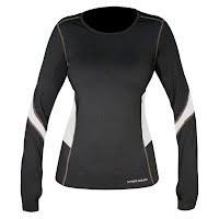 Hot Chillys Women's F8 Performance Crewneck Image