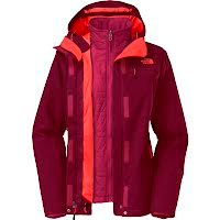 The North Face Women`s Upandover Triclimate Jacket Image