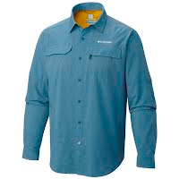 Columbia Men`s Irico Long Sleeve Shirt Image
