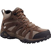 Columbia Men's Grand Canyon Mid Outdry Hiking Shoes Image