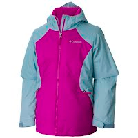 Columbia Girls Youth Winterswept Interchange Jacket Image
