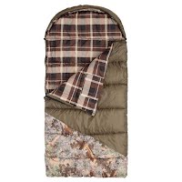 King's Camo Youth Hunter Series Jr 25 Degree Sleeping Bag Image
