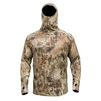Kryptek Apparel Men's Sherpa Zip Hoodie Image