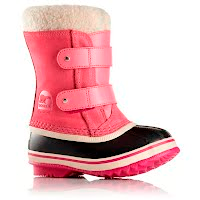 Sorel Youth Children`s 1964 Pac Strap Boots Image
