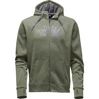 The North Face Men`s Surgent Half Dome Full Zip Hoodie Image