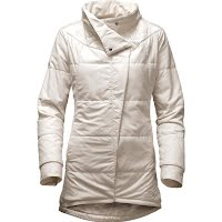 The North Face Women`s Long Pseudio Jacket Image