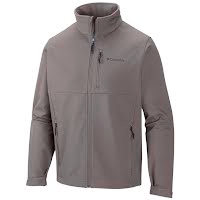 Columbia Mens Ascender Softshell Jacket (Extended Size) Image
