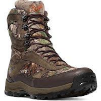 Danner Men's High Ground 8 Inch Realtree Xtra Green Boot Image