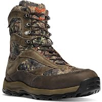 Danner Men's High Ground 8 Inch Mossy Oak Break-Up Country 400G Boot Image
