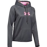 Under Armour Women`s UA Icon Caliber Hoodie Image
