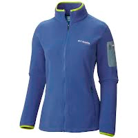 Columbia Women's Titan Pass 1.0 Fleece Jacket Image