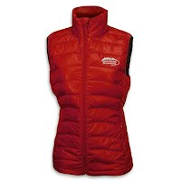 M T Mountaineering Women's Down Vest Image