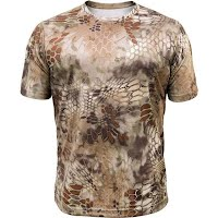 Kryptek Apparel Men's Hyperion Short Sleeve Crew Shirt Image