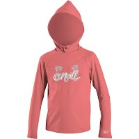 Oneill Toddler Girl's Skins Hoodie Image