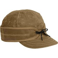 Stormy Kromer Waxed Cotton Cap Image