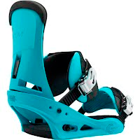Burton Men's Custom Snowboard Binding Image