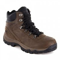 Northside Mens Apex Mid Hiking Shoes (Wide) Image