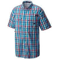 Columbia Men's Super Bonehead Classic PFG Short Sleeve Shirt Image