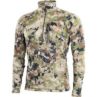 Sitka Gear Men's Core Heavyweight Zip-T Image