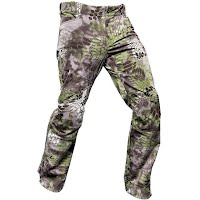 Kryptek Apparel Men's Altitude Bora Softshell Pant Image