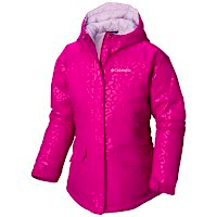 Columbia Youth Girl S Dual Front Jacket