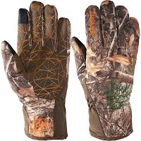 Hot Shot Men's Striker ThermalCHR Gloves Image