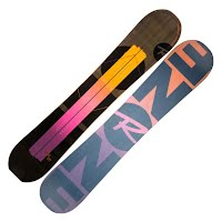 Rossignol One LF (Light Frame) Wide Snowboard Image