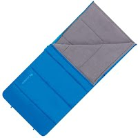 Columbia Youth Rectangle 40 Degree Sleeping Bag Image