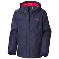 Columbia Girls Youth Arcadia Jacket Image