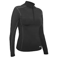 Polarmax Women's Quattro Fleece Zip Mock T Image