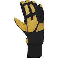 Recoil Men's Softshell Cowhide Gloves Image