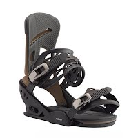 Burton Men's Mission Re:Flex Snowboard Binding Image