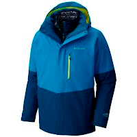 Columbia Men's Wild Card Interchange Jacket Image