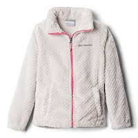 Columbia Toddler Fire Side Sherpa Full Zip Jacket Image