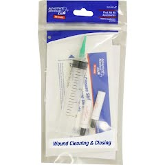 Adventure Medical Refill, Wound Cleaning and Closing Image