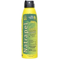 Adventure Medical Natrapel Lemon Eucalyptus 6 oz Continuous Spray Image
