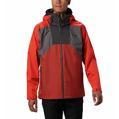Columbia Men's Rain Scape Jacket- Tall Image