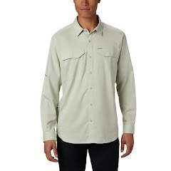 Columbia M Silver Ridge Lite Long Sleeve Shirt (Extended Sizes) Image
