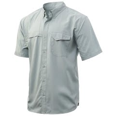 Huk Men's Tide Point Short Sleeve Shirt Image