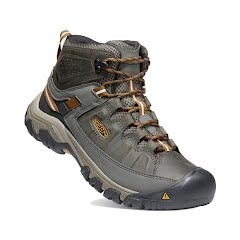 Keen Men's Targhee III Waterproof Mid Wide Image